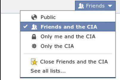 CIA is watching you